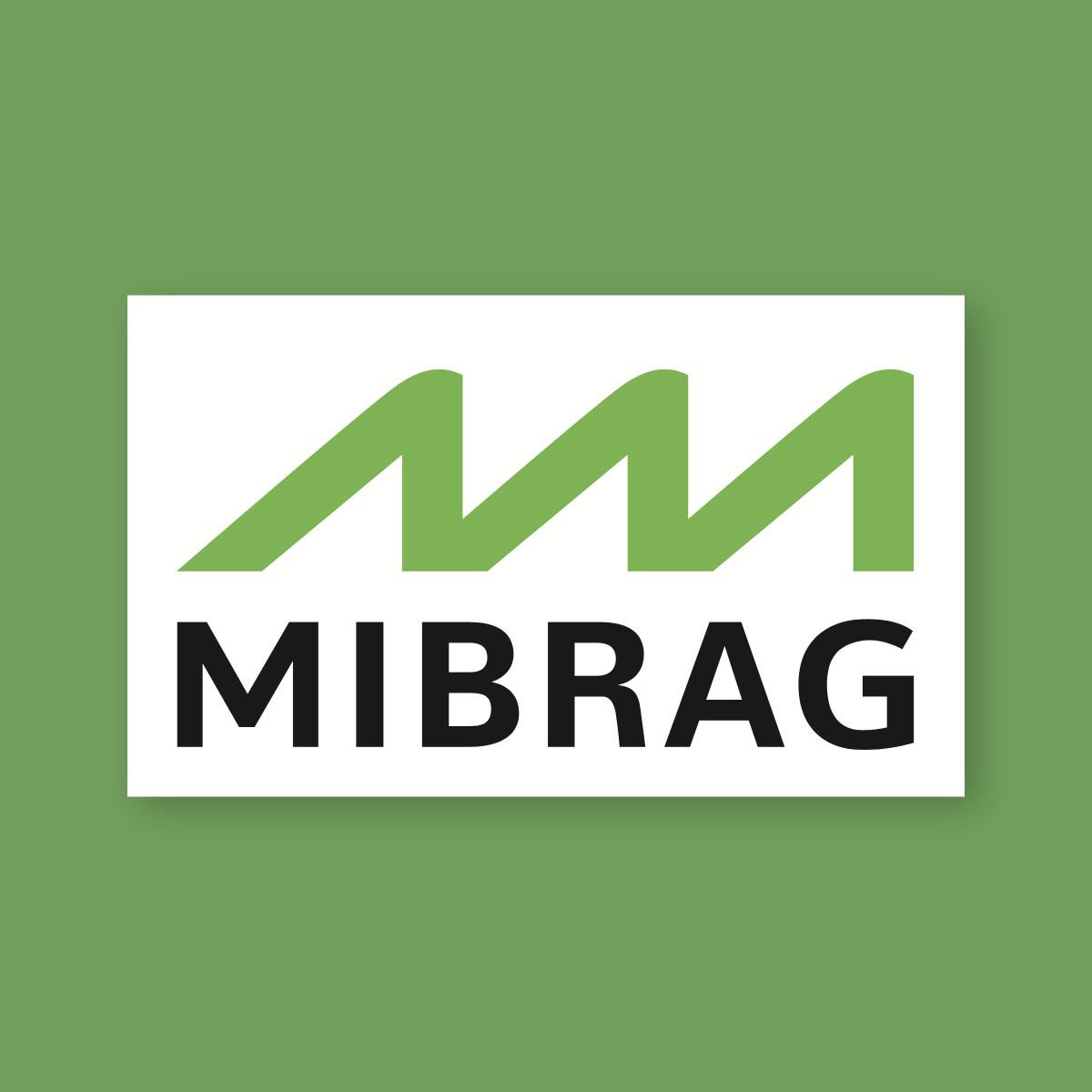 Redesign des MIBRAG-Logos