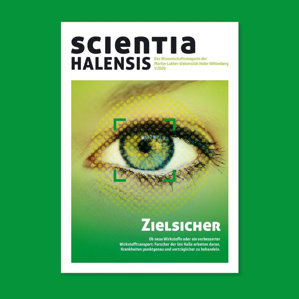 Titel der Scientia Halensis 1/2020