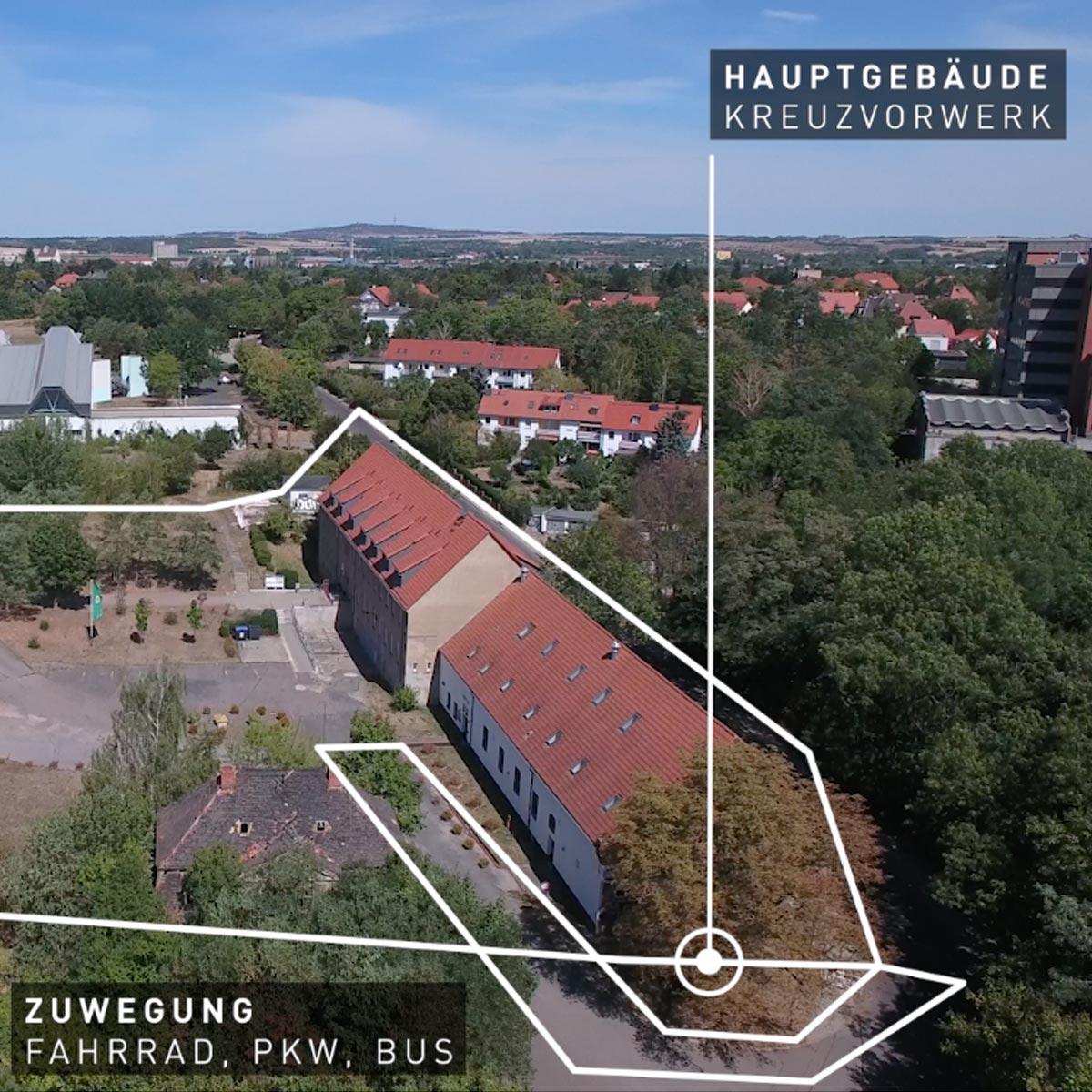 SV Halle: Sportcampus 2030: AR-Visualisierung
