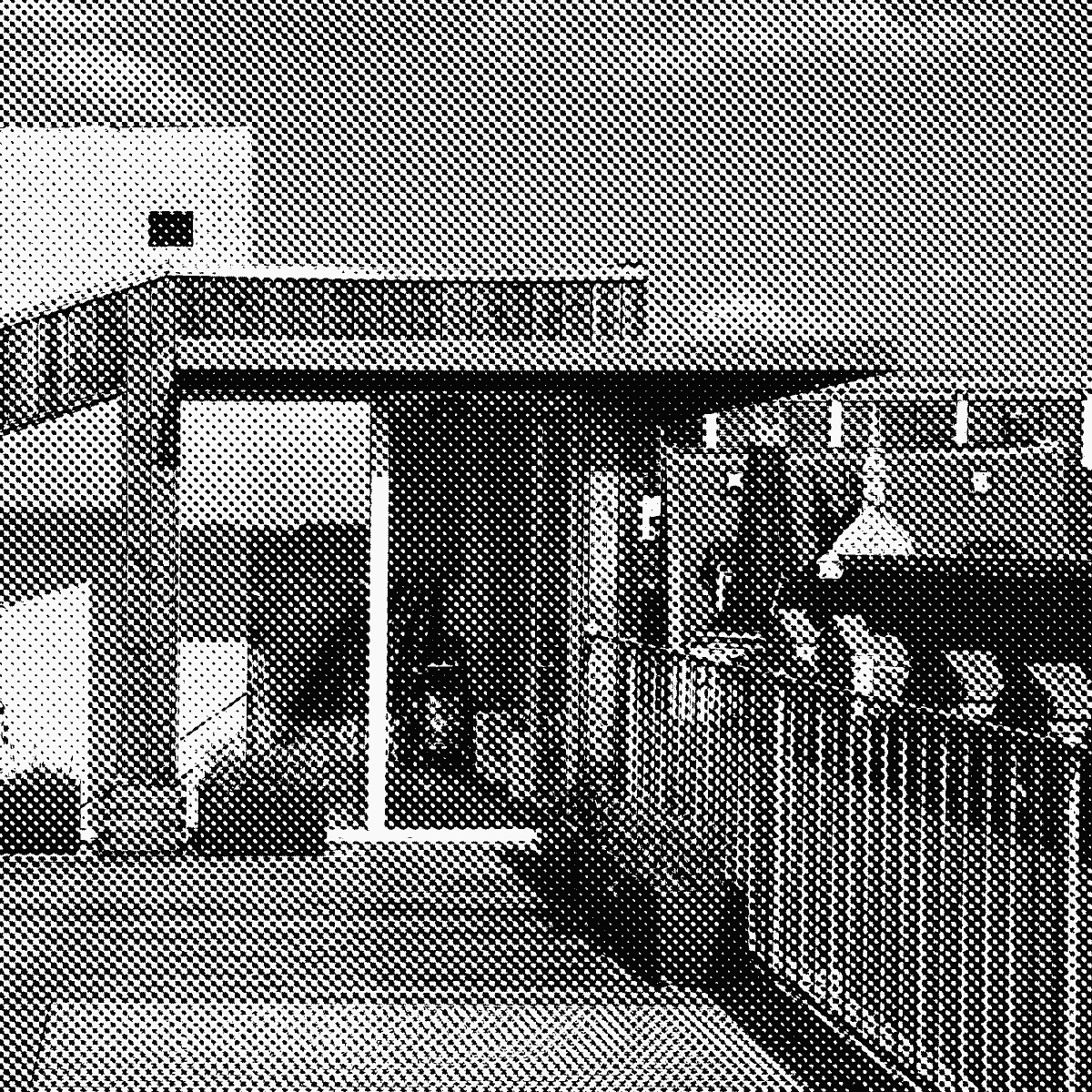 Agentur Kappa – Herrlicher Ausblick über Halle von unserer Dachterrasse